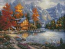 Space for Reflection - Cross Stitch Chart