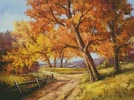 Thoughts of Autumn - Cross Stitch Chart