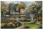 Victorian Home - Cross Stitch Chart