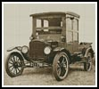 Vintage Car 2 - Cross Stitch Chart