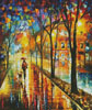 Walk with Dog (Large) - Cross Stitch Chart
