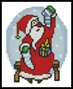 Xmas Card 2 - Cross Stitch Chart
